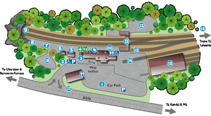 map_haverthwaite