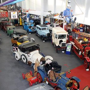 motor museum