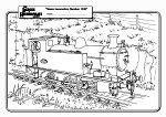 Steam Locomotive, Number 1245