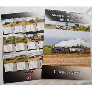 Steam Railway calendar