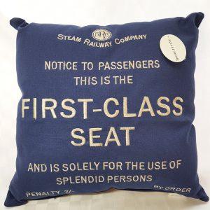 cushion first